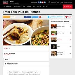 Trois Fois Plus de Piment 75003