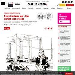 Trente-troisième jour : Une journée sous pression - Charlie Hebdo