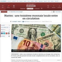 Nantes : une troisième monnaie locale entre en circulation