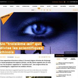 """Un """"troisième œil"""" qui divise les scientifiques chinois"""