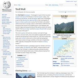 Troll Wall