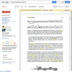 The Trombone - Trevor Herbert