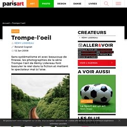 Trompe-l'oeil : Paris Art