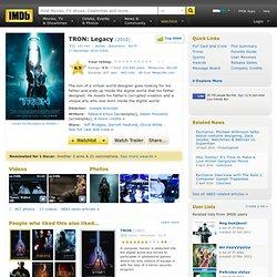 TRON: Legacy (2010