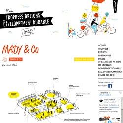 MADY & Co - Trophées bretons du développement durable