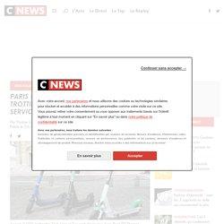 Paris : quels sont les 3 opérateurs de trottinettes électriques en libre-service autorisés à circuler ?