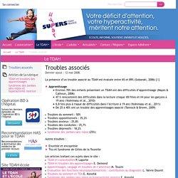Troubles associés - TDAH France