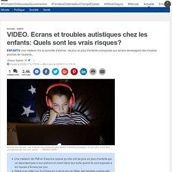 VIDEO. Ecrans et troubles autistiques chez les enfants: Quels sont les vrais risques?
