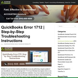 Step-by-Step Troubleshooting Instructions