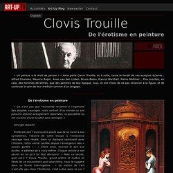 Clovis Trouille // De l'érotisme en peinture // Artup-Tv