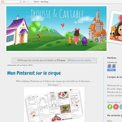 Trousse et Cartable: Cirque