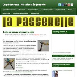 La p@sserelle -Histoire Géographie