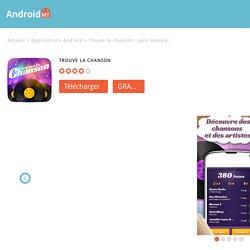 Trouve la chanson : quiz musical Android MT