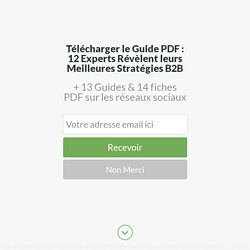 ▶ Trouver des Clients : le Guide Complet (Mis à Jour)