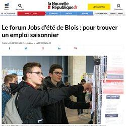 Le forum Jobs d'été: trouver un emploi saisonnier