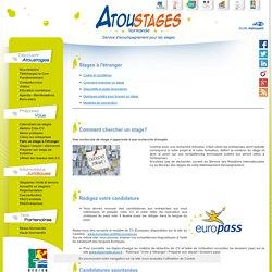 Infos et sites utiles pour trouver un stage à l'étranger - Atoustages