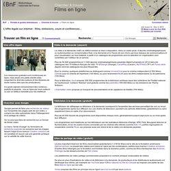 Trouver un film en ligne - Films en ligne