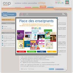 Trouver la classe grammaticale de « que » - Réviser une notion - Français