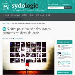 5 sites pour trouver des images gratuites et libres de droit