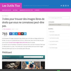 3 sites pour trouver des images libres de droits que vous ne connaissez peut-être pas.