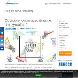 Où trouver des images libres de droit gratuites ?