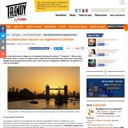 Bons plans : Bons plans pour trouver un logement à Londres - L'Etudiant Trendy