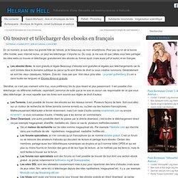 Où trouver et télécharger des ebooks en français