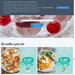 Recettes - 5000 recettes de cuisine pour bien manger