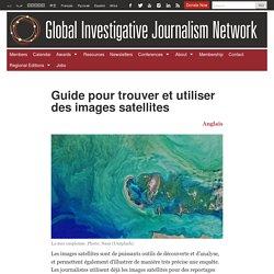 Guide pour trouver et utiliser des images satellites