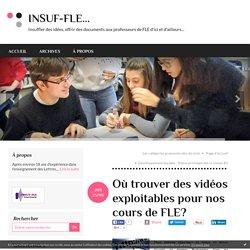 Où trouver des vidéos exploitables pour nos cours de FLE?