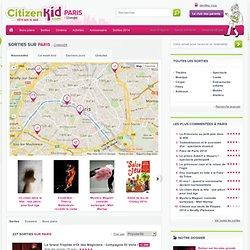 Enfants Paris : trouvez une activité, un spectacle, une sortie e