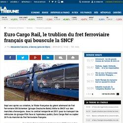 Euro Cargo Rail, le trublion du fret ferroviaire français qui bouscule la SNCF