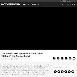 Atomic Trucker