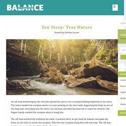 True Nature: A Traditional Zen Story
