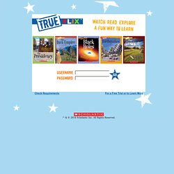 Trueflix Browse Page