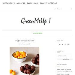 Truffes haricot-chocolat