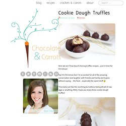 chocolate & carrots - StumbleUpon