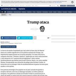 Trump ataca