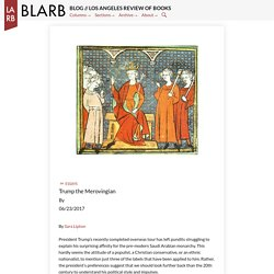 Trump the Merovingian – BLARB