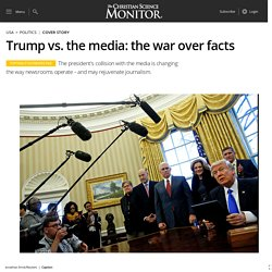 Article: Trump vs. the media