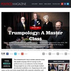 Trumpology: A Master Class