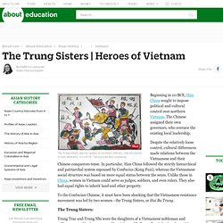Trung Sisters