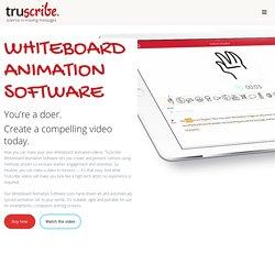 TruScribe Whiteboard Animaiton - TruScribe