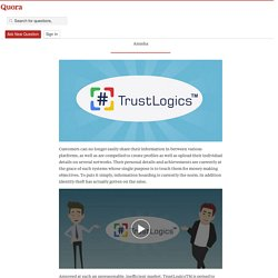 Trust Logics ICO Review - ICO Review Drops - Quora
