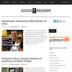 Good E-Reader - eReader & Tablet PC, eBooks, and Digital Publishing News