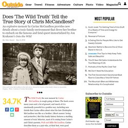 Does The Wild Truth Tell the True Story of Chris McCandless?