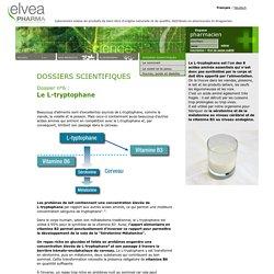 Le L-tryptophane, un acide aminé essentiel favorisant le sommeil