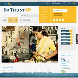 Identity Verification - TrustID