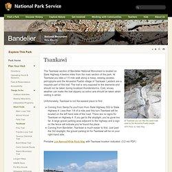 Tsankawi - Bandelier National Monument