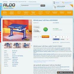 Dětský psací stůl Paco 40100600